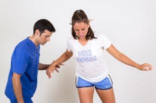 Mario Jarque e Isabel Casabó fisioterapia y osteopatia_luzazul_Raul Rubio_la Vall d'Uixo_2014