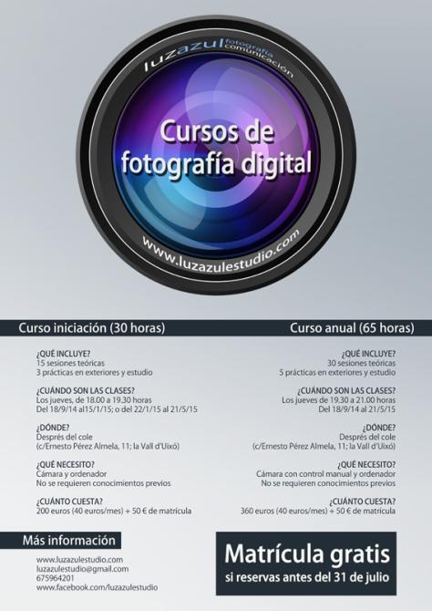 web cartel curso foto 14-15