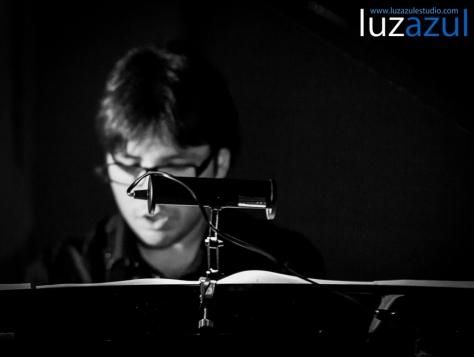 Néstor Zarzoso, pianista.