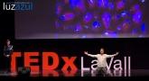 Espai d'ART en las charlas TEDxLaVall2015, organizadas por el IES Honori Garcia en la Vall d'Uixó. Foto: Raúl Rubio (www.luzazulestudio.com)