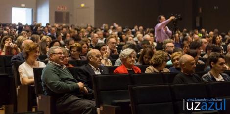 Público en las charlas TEDxLaVall2015, organizadas por el IES Honori Garcia en la Vall d'Uixó. Foto: Raúl Rubio (www.luzazulestudio.com)