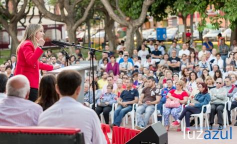 Presentacion Tania Baños_ PSPV la Vall d'Uixo_Foto- Rajul Rubio (www.luzazulestudio.com)-18