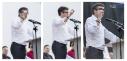 Presentacion de Tania Baños como candidata del PSPV la Vall d'Uixo. Interviene el exlehendakari Patxi López. Foto: Raul Rubio (www.luzazulestudio.com)